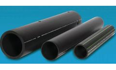 Municipal & Industrial HDPE Pipe