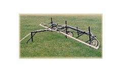 Model 20 - Weed Wiper Cart