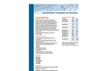 ALTAFLUOR - Model 480 UHP - Ultra High Purity Perfluoroalkoxy Tubing & Pipe (PFA) Brochure