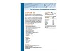 ALTAFLUOR - Model 600 - Perfluoro Methyl Alkoxy Tubing & Pipe (MFA) Brochure