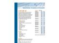 ALTAFLUOR - Model 100 - Polytetrafluoroethylene Tubing (PTFE) Brochure