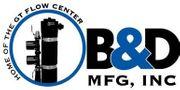 B & D Mfg., Inc.