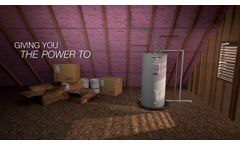 Introducing the Rheem® Gladiator Electric Water Heater - Video