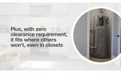 Rheem ProTerra Hybrid Electric Water Heater - Video