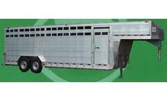 Barrett - Aluminum Livestock Trailers