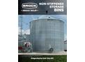 Brock - On-Farm Grain Storage Bins - Brochure