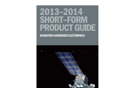 Radiation-hardened electronics product Brochure