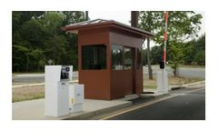 BAE Systems - Automated Gate Security System