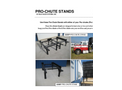 Model 222D and 222S - Stands with Chutes Brochure
