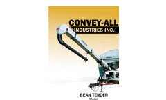 Convey-All - Model BTS-115 - Seed Tenders - User Manual