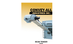 Convey-All - Model BTS-550 - Seed Tenders - User Manual