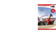 X-TREME Front-Fold Auger Grain Carts Brochure