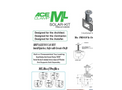 AceClamp - Model A2 - Mini Structural, Wind and Seismic Metal Roofing Clamp