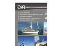 AIR Silent - Model X - Wind Turbine Brochure