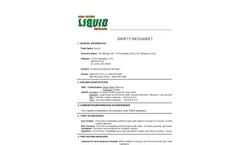 Model Sure-K - Liquid Fertilizers Brochure