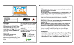 Nzone - Model GL - Nitrogen Fertilizer - Datasheet