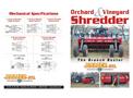 Orchard Shredder- Brochure