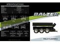 Model 6 - Field Floater Grain Carts Brochure