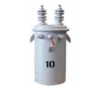 Single-Phase Pole Type Transformers