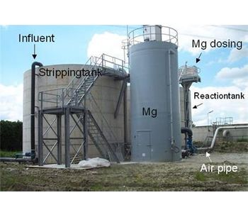 ANPHOS - Phosphate production from wastewater and digestate