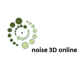 noise3D - Noise Simulation and Prediction Software