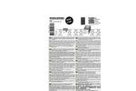 Quick Start TE Current Sensors Data Sheet