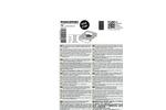 Quick Start TE-90 Current Sensors Data Sheet