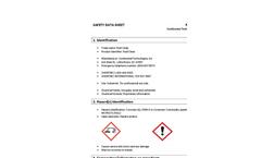 Redi Clean - Dry Granular Acid Safety Data Sheet