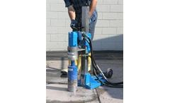 Hydra - Hydraulic Core Drills