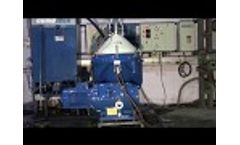 Alfa Laval FOPX 607 Purifier On Test Bench