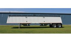 Jet - Steel Grain Hopper Trailers