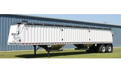 Jet - Aluminum Grain Hopper Trailers