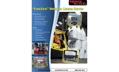 ForkView Wireless Camera System - Brochure
