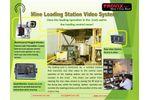 Mine Loading Station Video System