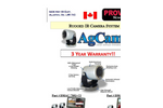 AgCam 7in Quad Monitor Double Camera Kit - Brochure