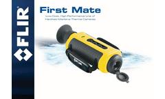 FLIR - HM-224- Handheld Marine Thermal Camera Brochure