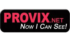 Provix - Model SHV-70M3AVWP-HT5MR - Waterproof Lift Truck Rear View