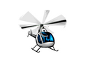 Model PRX-HELILL-F  - Helicopter Long Line Camera System