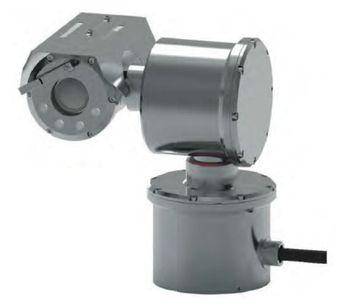 Provix - Model OTI-C3-IP2MZ30-E - Explosion Proof IP PTZ Series Camera