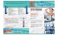 Water Softener Brochure Brochure
