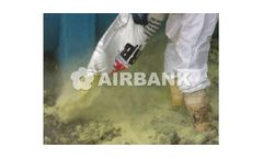FIRESORB - Fire-Resistant Industrial Absorbent for Fluids and Greases