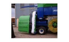 RotoCom - Compost Rotating Bagging Machine