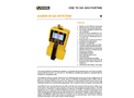 Eagle - Model 2 - Portable Gas Detector Brochure