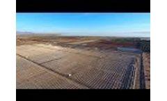 Sunpin Solar - North Shore Solar Project in Mecca, CA Video