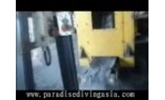 Metal Powder Briquetting Machine for Sale with CE ISO Video