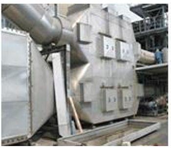 AeriNOx - Model SCR - Catalyst Reactor System