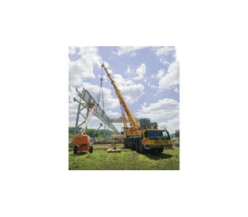 Liebherr - Model LTM 1400-7.1 - Seven-axle Mobile Crane