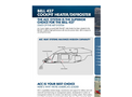 Bell - Model 427 - Cockpit Heater / Defroster- Brochure