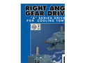 Amarillo - Model A Series - Right Angle Gear Drives For Cooling Towers - Brochure