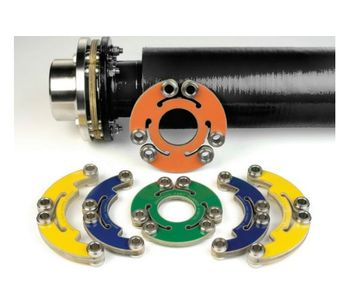 Amarillo - Composite Drive Shafts For Cooling Towers